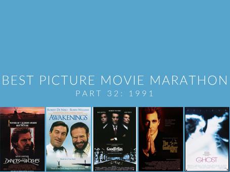 Best Picture Movie Marathon, Part 32
