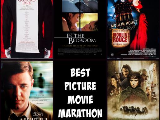 Best Picture Movie Marathon, Part 21