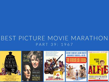Best Picture Movie Marathon, Part 39