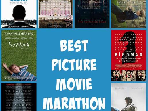 Best Picture Movie Marathon, Part 17