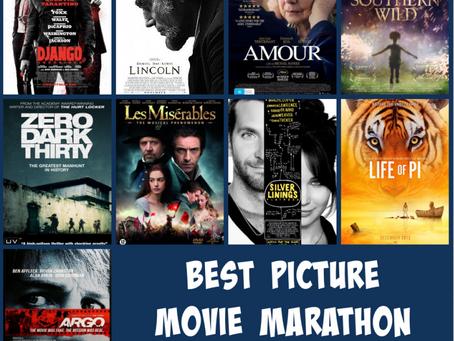 Best Picture Movie Marathon, Part 26