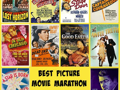Best Picture Movie Marathon, Part 3