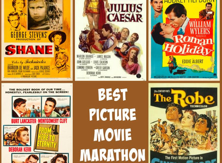 Best Picture Movie Marathon, Part 14