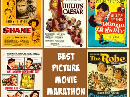 Best Picture Movie Marathon, Part 14