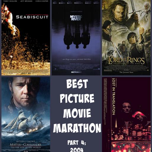 Best Picture Movie Marathon, Part 4
