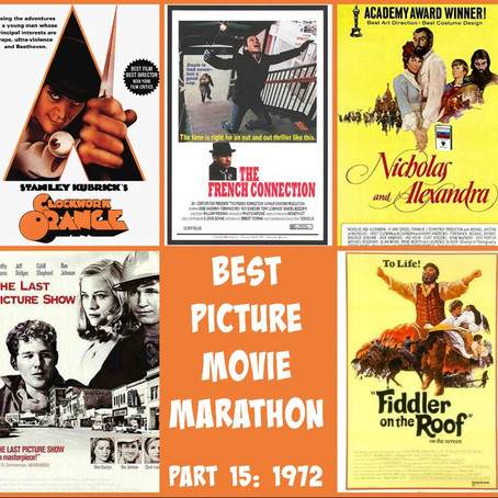 Best Picture Movie Marathon, Part 15