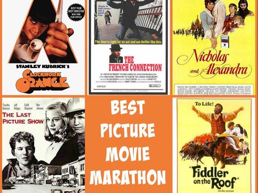 Best Picture Movie Marathon, Part 15