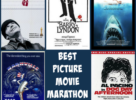 Best Picture Movie Marathon, Part 2