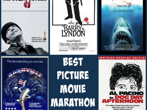 Best Picture Movie Marathon, Part 2
