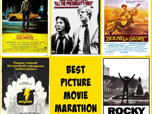 Best Picture Movie Marathon, Part 28