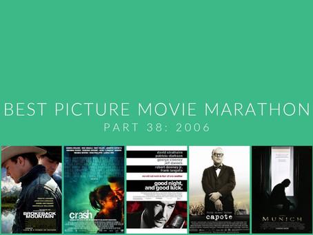 Best Picture Movie Marathon, Part 38