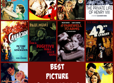 Best Picture Movie Marathon, Part 6