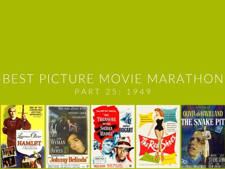 Best Picture Movie Marathon, Part 25