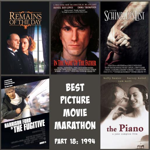 Best Picture Movie Marathon, Part 18
