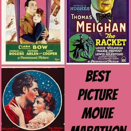 Best Picture Movie Marathon, Part 12