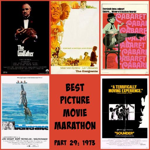 Best Picture Movie Marathon, Part 29