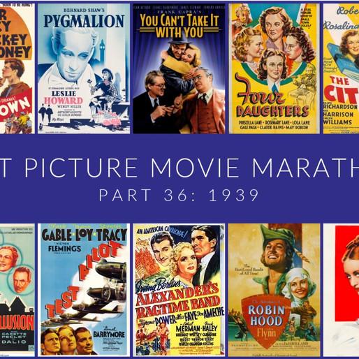 Best Picture Movie Marathon, Part 36