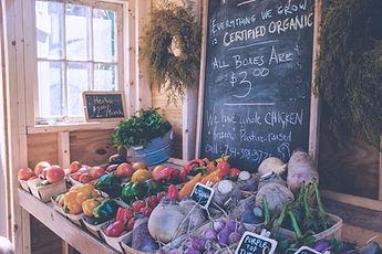 Farmers Market Organic