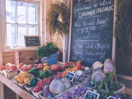 Farmer's Market Season Begins this week!  Plus, CSAs.