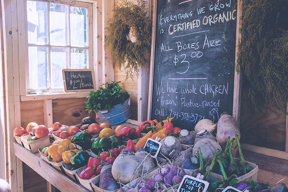 Farmers Market orgânica