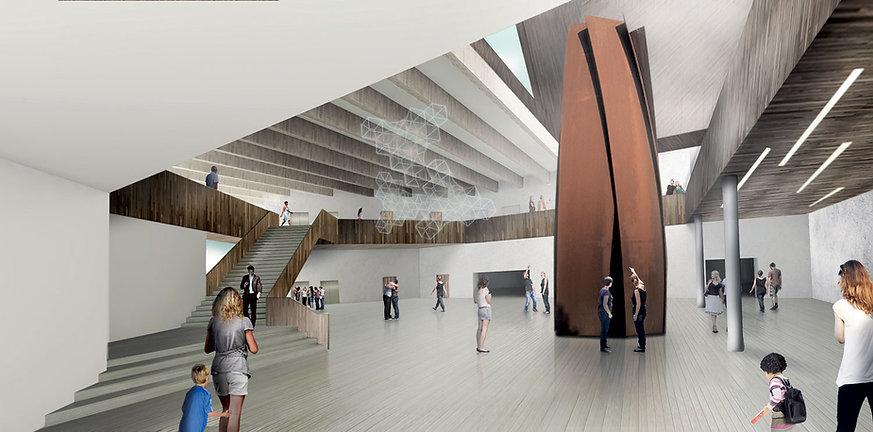 gallery atrium architecture
