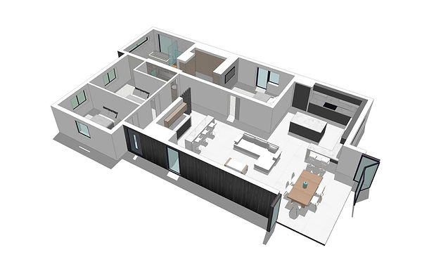 3d animation for space planning