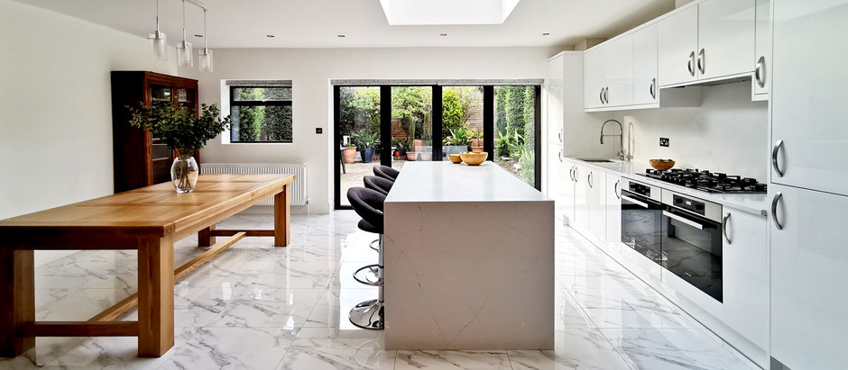 Classic Extension to a Victorian Terrace