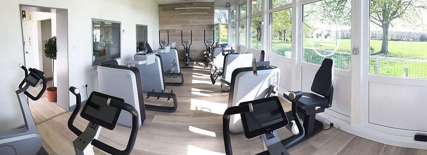 gym design essex