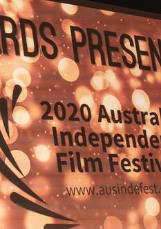 The AIFF20 Awards Ceremony.