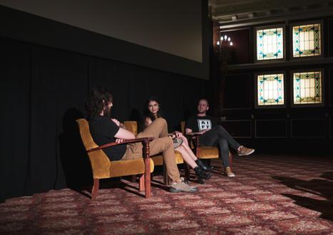 Filmmaker Q & A.