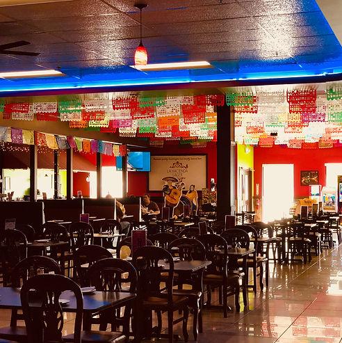 La Hacienda Milford Dining Room