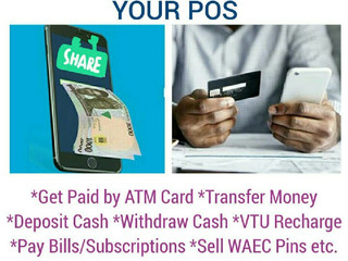 MAKE YOUR SMARTPHONE, YOUR POS