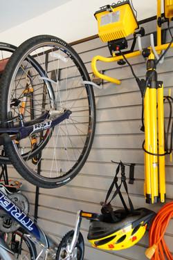 Bike hanger hook