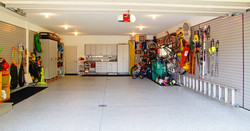 Full Garage View