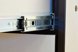Grey Garage Cabinets Drawer Slides