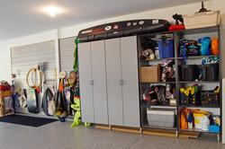 Slotwall, lockers, and cabinets