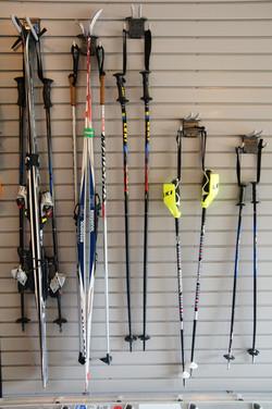 Hooks for hanging on slotwall