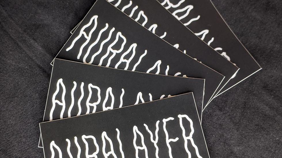 AuraLayer Vinyl Stickers