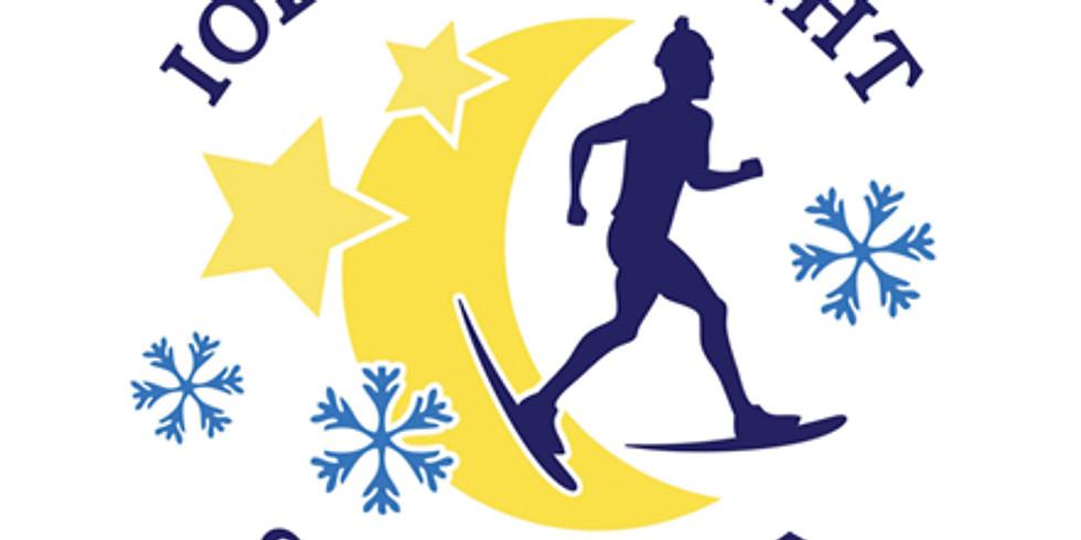 Iola Twilight Snowshoe Race