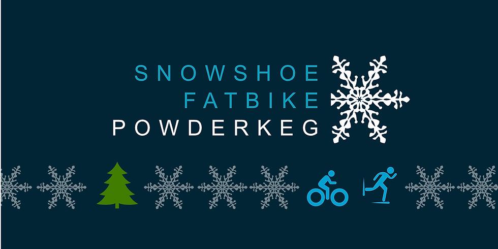Powder Keg Snowshoe & Fat Bike Races