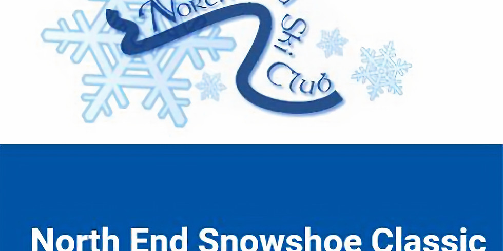 Second Annual North End Snowshoe Classic race