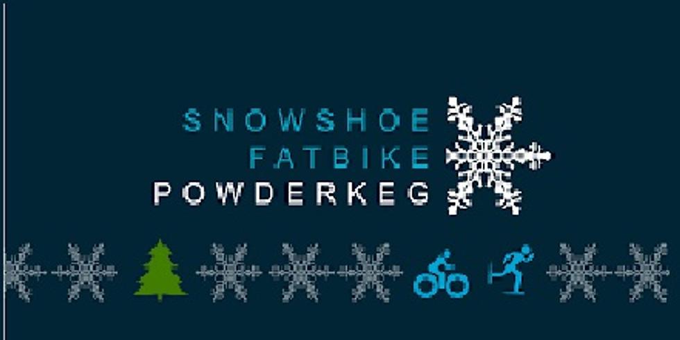 Powder Keg - Snowshoe & Fat Bike Races