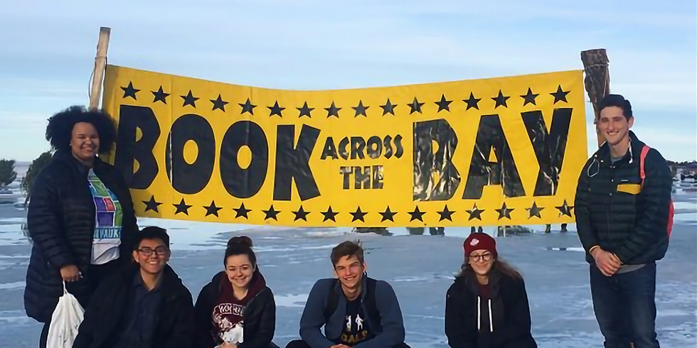 Book Across The Bay - 10K Night-Time Journey on Lake Superior
