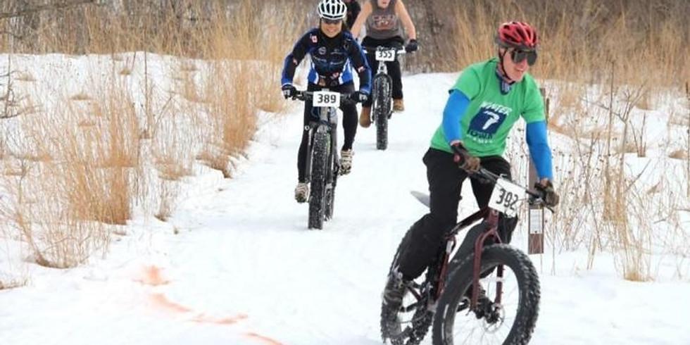 Iowa Games Snow Shoe Race