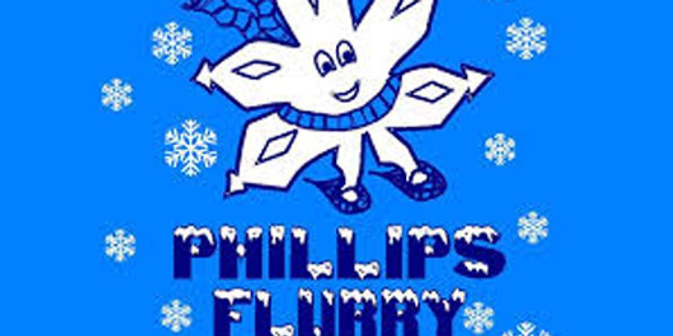The 10th Annual Flambeau Hospital Phillips Flurry Race