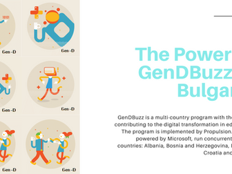 The Gen-D coding curriculum has now been translated and localized into three more languages