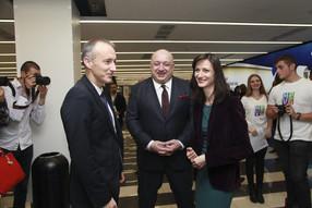 Нов Български Университе с награда за  изпълнение по проект e-Leadership Trainer Accelerator