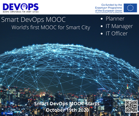 DevOps Competences for Smart Cities MOOC