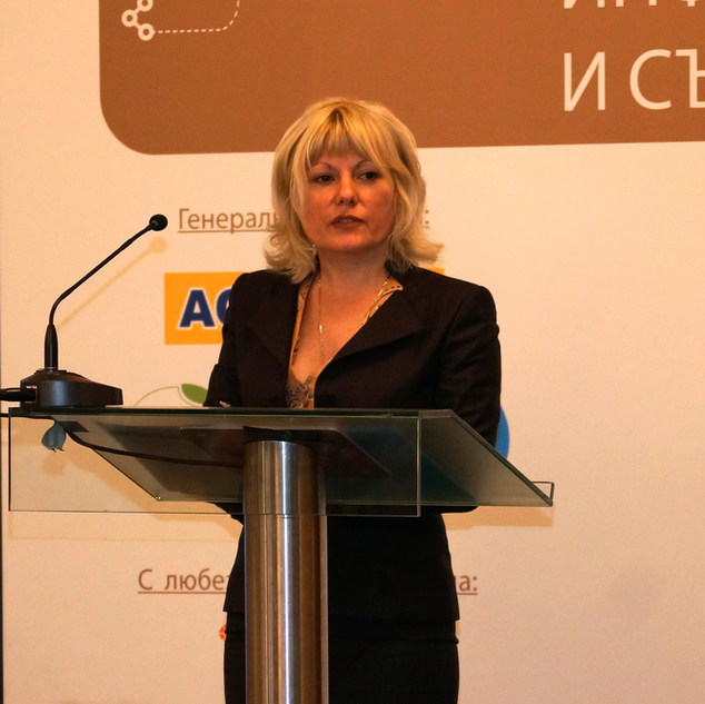 Krassimira Bogdanova