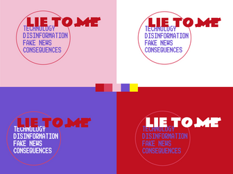 Lie to Me 2021 | Erasmus+ Project